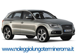 Noleggio Lungo Termine Audi Q5