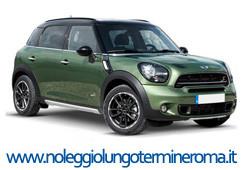 Noleggio Lungo Termine Fiat Mini Countryman