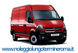 Noleggio Lungo Termine Opel Movano